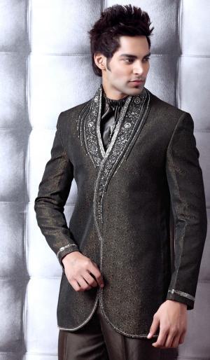 Wedding  Coats amp Blazers  Mens Ethnic Wear Buy Indian